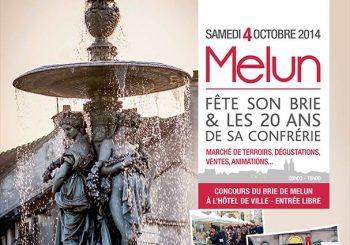 Melun fête son brie – Samedi 4 octobre 2014