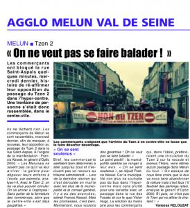 La République de Seine et Marne - Lundi 22 décembre 2014
