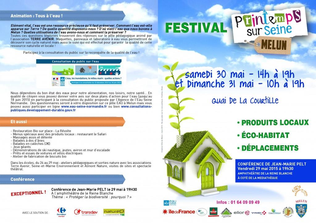 festival printemps sur seine melun