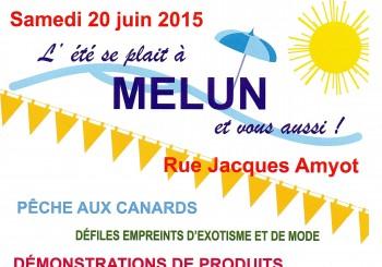 L'été se plaît à Melun, et vous aussi !