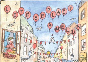 L'été se plaît à Melun, 2ème édition le samedi 18 juin 2016
