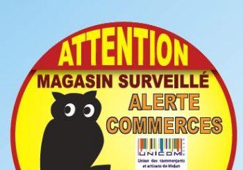 Alerte Commerces