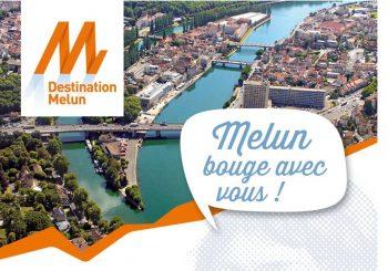 Destination Melun : Concertation publique sur le centre-ville Rendez vous le 18/10/2016