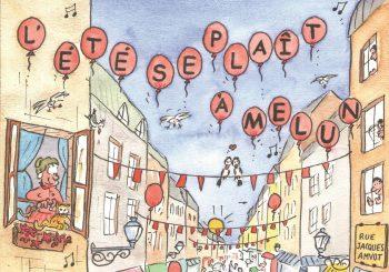 L'été se plaît à Melun 3ème édition le samedi 24 juin 2017 rue Jacques amyot