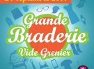 Grande Braderie Vide-greniers du dimanche 24 septembre 2017 en cœur de ville