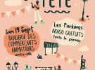 COMMERCES EN FETE – SAMEDI 19 Septembre 2020