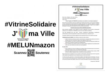 #MELUNmazon #VitrineSolidaire L' UNICOM réagit face au confinement