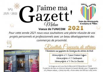 La Gazette n°2 de l'UNICOM est arrivée !