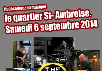 Concert The Good Knew – Samedi 6 septembre 2014