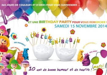 Birthday Party – A chacun son Jardin !