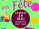 Commerces en Fête – SAMEDI 29 MAI 2021